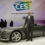 Mercedes CES 2012