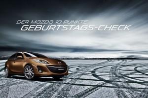 Mazda-Geburtstags-Check