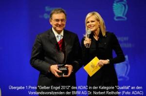 Gelber Engel 2012