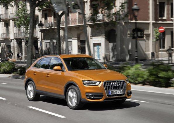 """""""Gelber Engel"""" des ADAC: Leser wählen Audi Q3 zum Lieblingsauto der Deutschen"""