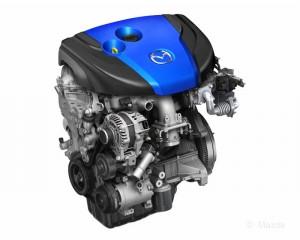 SKYACTIV-D Dieselmotor