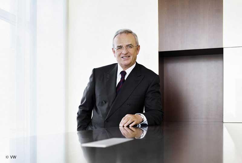 Prof. Dr. rer. nat. Martin Winterkorn