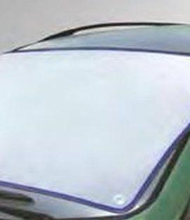 1 Extra gro/ße Eisschutzfolie Frontschreiben Abdeckung 85 x 230 cm