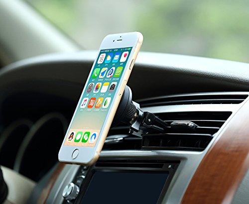 auto handyhalterung vandesail universal kfz halterung magnet l ftungsschlitz f r iphone. Black Bedroom Furniture Sets. Home Design Ideas