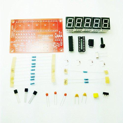 ecloud shop diy kits 1 hz 50 mhz quarzoszillator frequenzz hler meter. Black Bedroom Furniture Sets. Home Design Ideas