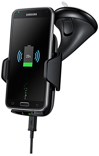 samsung wireless induktives kfz ladeger t qi charger. Black Bedroom Furniture Sets. Home Design Ideas