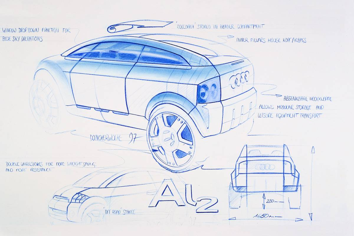 Audi Al₂