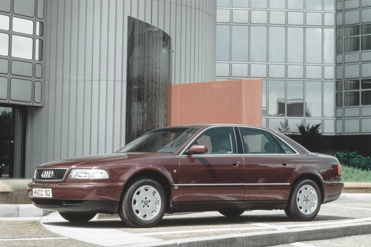 Audi Space Frame concept car