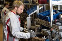 Audi treibt Mensch-Roboter-Kooperationen voran