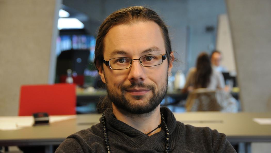 Dr. Tristan Behrens, Mitarbeiter Porsche Digital Lab, 2017, Porsche AG