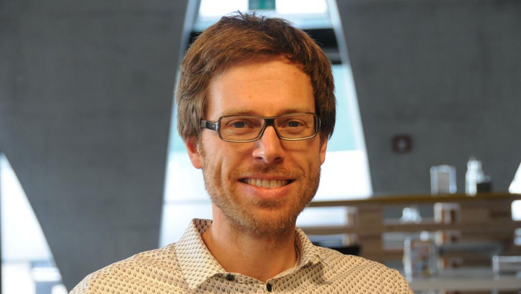 Boris Behringer, Director Porsche Digital Lab, 2017, Porsche AG