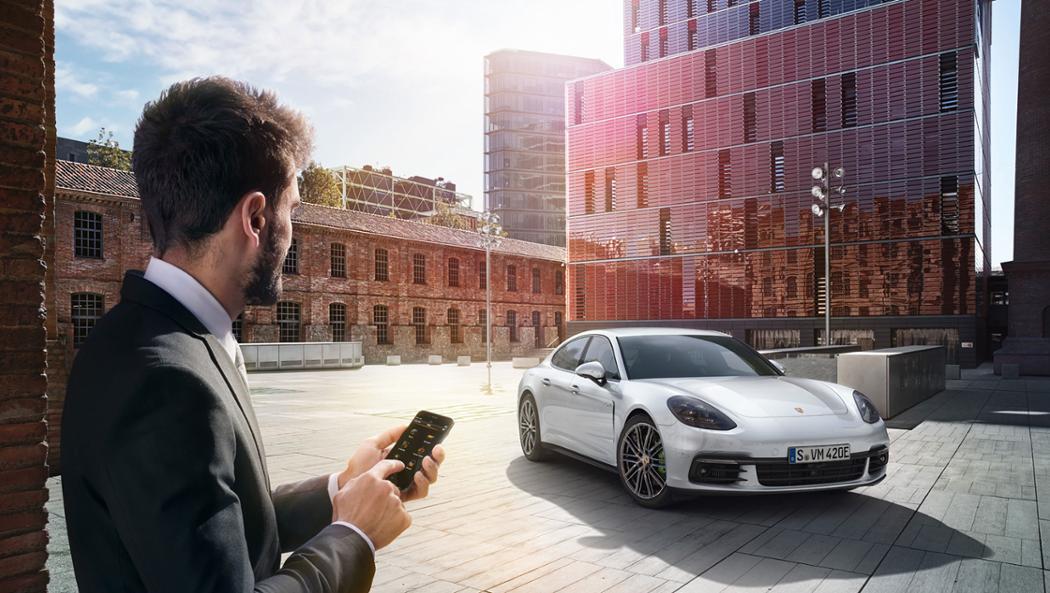Panamera 4 E-Hybrid, 2017, Porsche AG