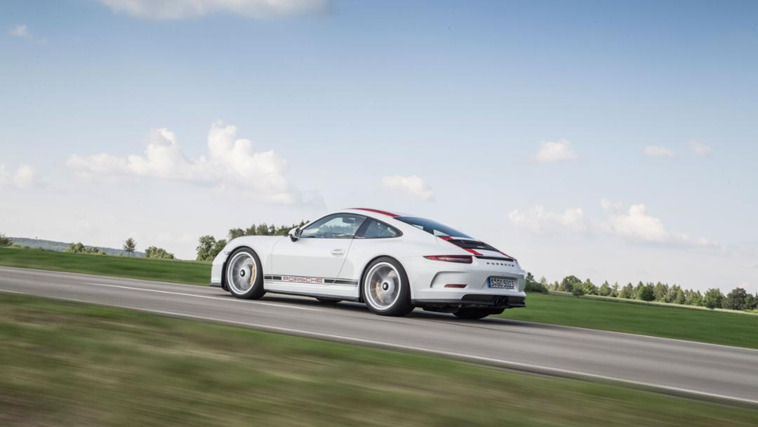 911 – It's all about a feeling