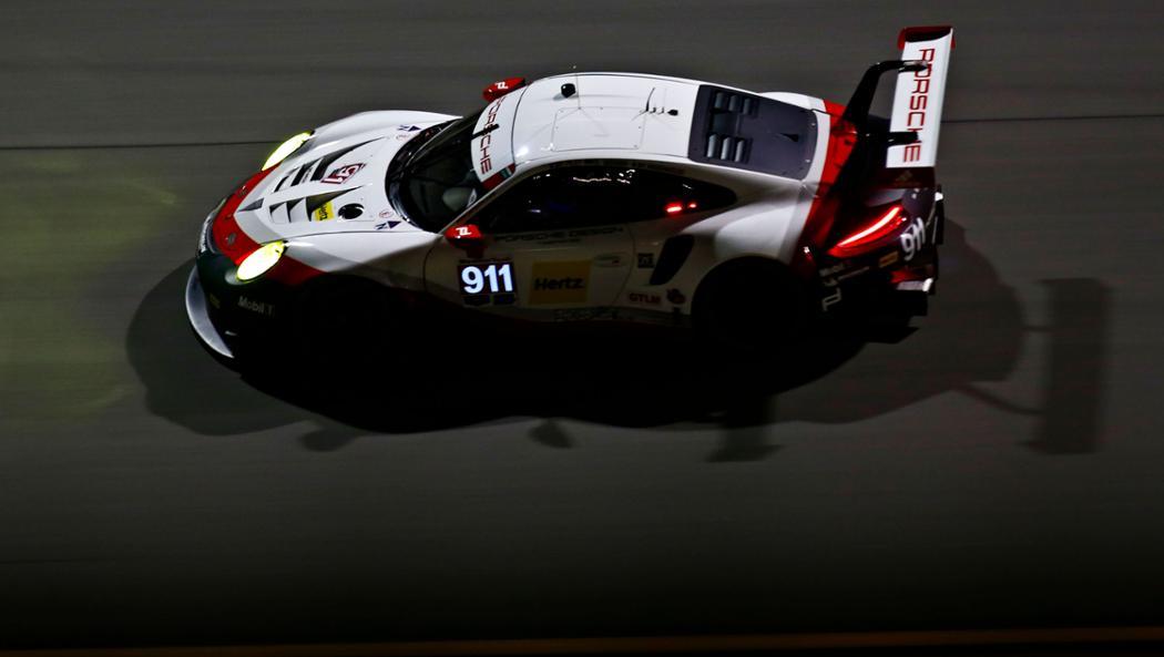 911 RSR, The Roar before the Rolex24, Daytona, USA, 2017, Porsche AG