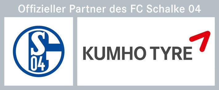 Kumho und Schalke 04 verlängern Partnerschaft
