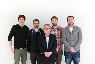MIT Media Lab, Tangible Media Group led by Prof. Hiroshi Ishii