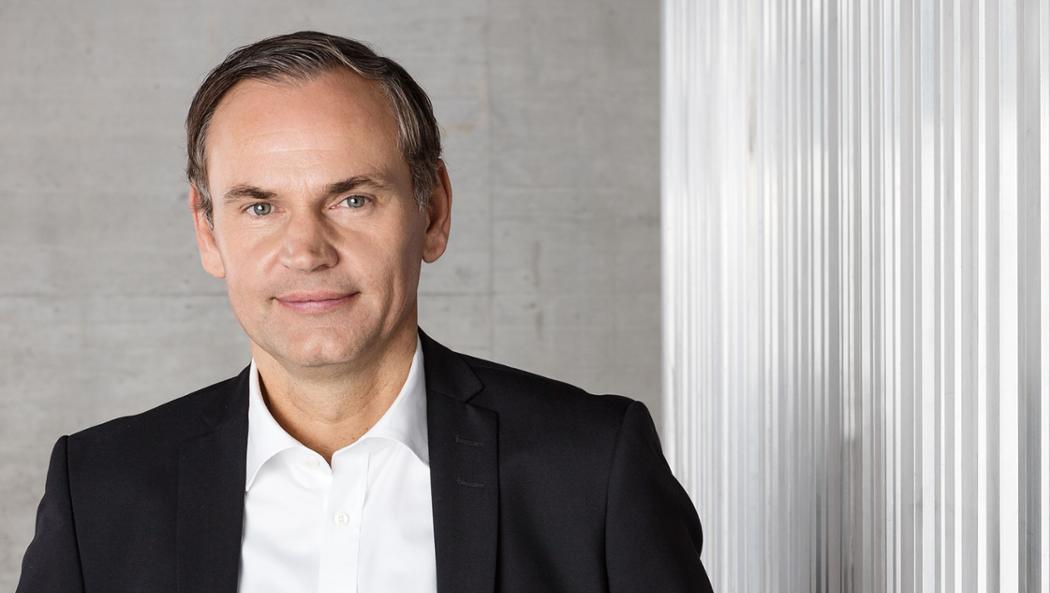Oliver Blume, Vorstandsvorsitzender, 2017, Porsche AG