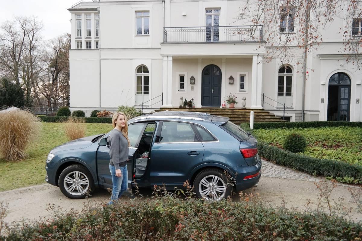 Weihnachtstour Audi Q3