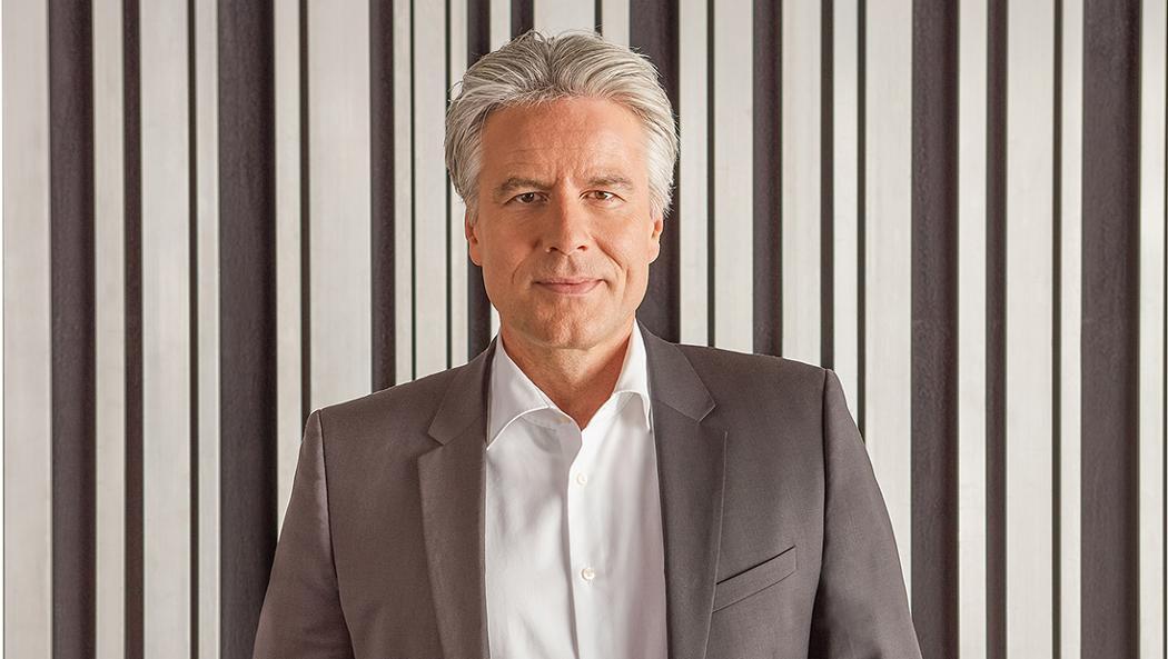 Andreas Haffner, Vorstand Personal- und Sozialwesen, 2017, Porsche AG