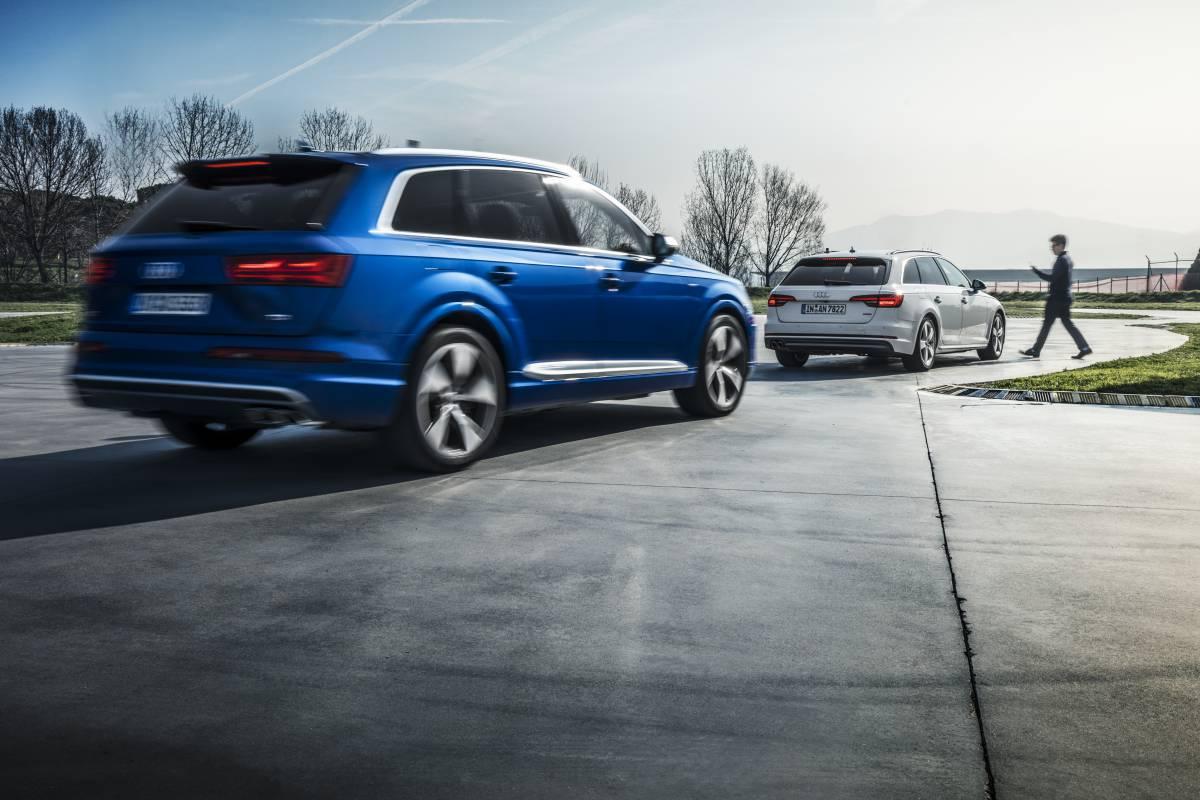 Audi auf der Cebit