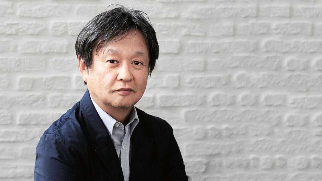 Naoto Fukasawa, Industrie- und Produktdesigner, 2017, Porsche AG