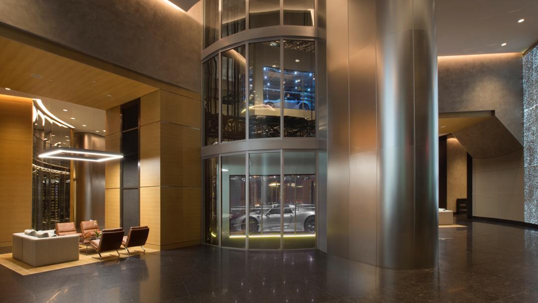 Porsche Design Tower Miami, Florida, 2017, Porsche AG