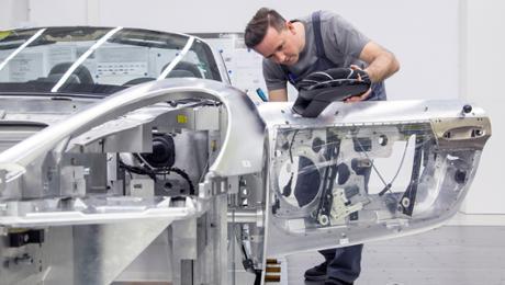 So sichert Porsche die Qualität