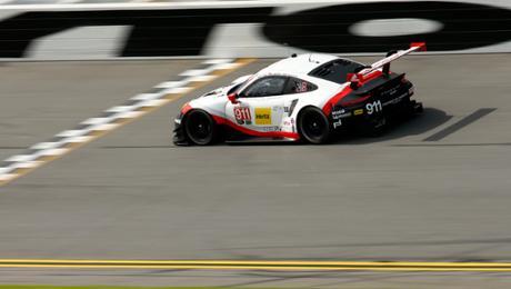 Gianmaria Bruni neuer Porsche-Werksfahrer