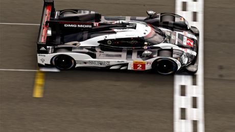 Porsche peilt den Hattrick an