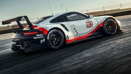911 RSR: Porsche benennt Fahrerpaarungen
