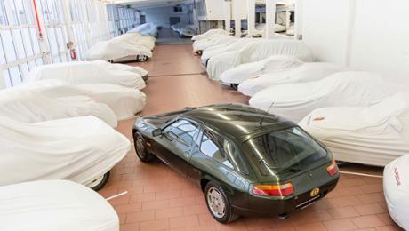 Porsche Shooting Brake: gestern und heute