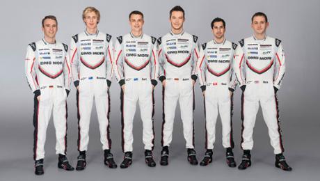 Porsche stellt 919 Hybrid und Team vor