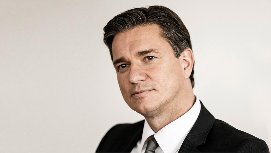 Lutz Meschke, Mitglied des Vorstandes, Finanzen und IT, 2015, Porsche AG