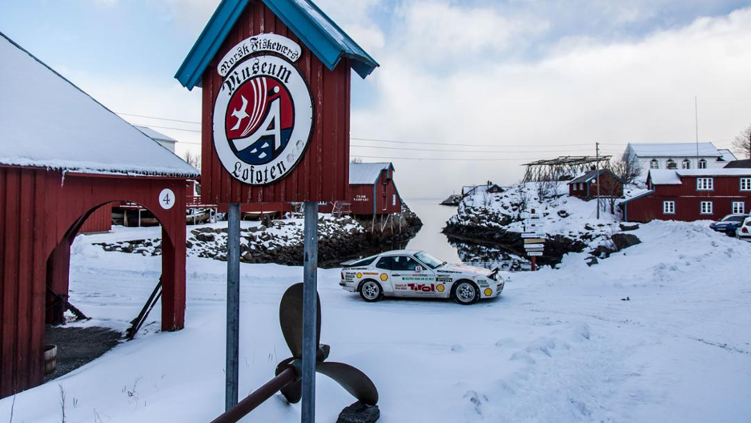 944 Turbo, Nordkap, 2017, Porsche AG