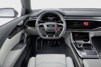 Audi Q8 sport concept Interieur Design