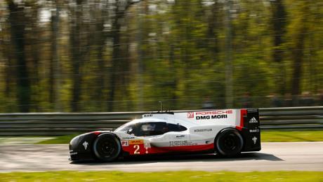WEC: Gelungener Auftritt der Porsche Teams