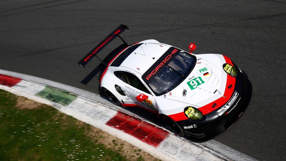 911 RSR, WEC Prolog, Monza, 2017, Porsche AG