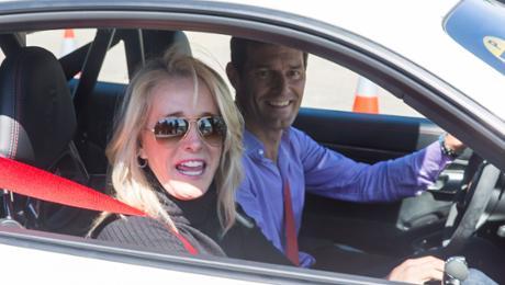 Schnelle Runden mit Mark Webber