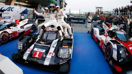 WEC: Porsche ist erneut Weltmeister