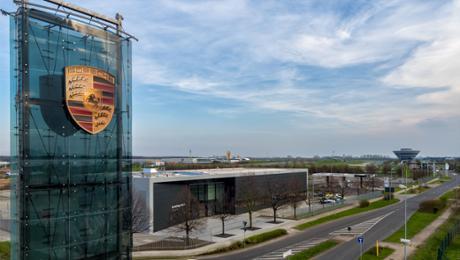 Neues Ausbildungszentrum in Leipzig