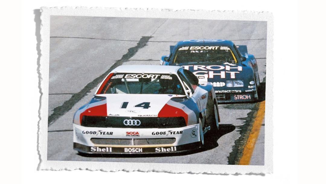 Trans-Am Rennen, Niagara Falls, 1988, Porsche AG