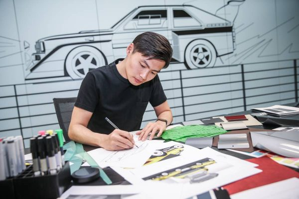 Design bei Audi China