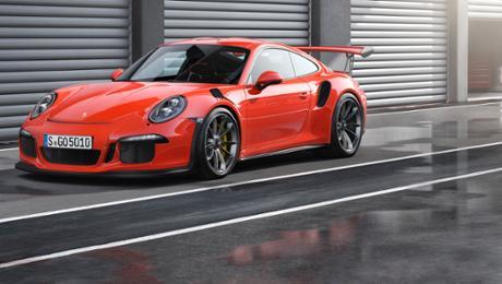 Der Porsche 911 GT3 RS