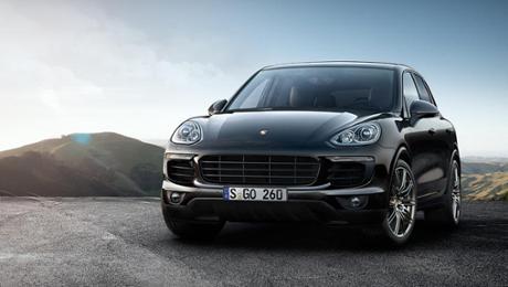 Porsche erweitert Platinum Edition