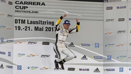 Christian Engelhart gelingt Start-Ziel-Sieg