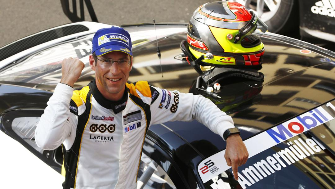 Michael Ammermüller (D), Porsche Mobil 1 Supercup, Monaco, 2017, Porsche AG