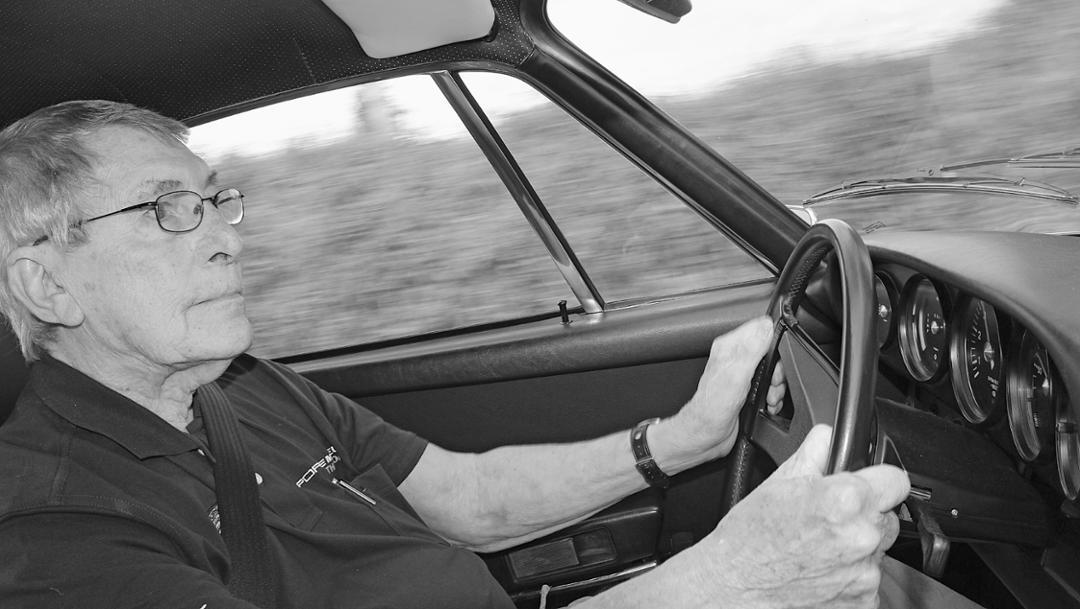 Vic Elford, 2016, Targa Florio, Sizilien, 2016, Porsche AG