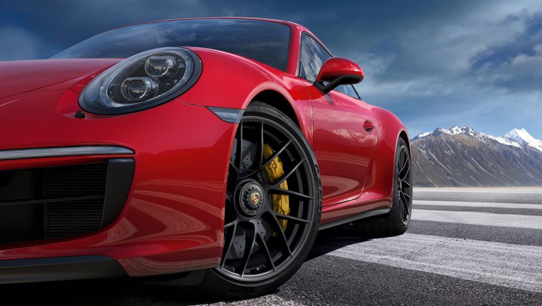 911 Carrera GTS, Porsche Ceramic Composite Brake (PCCB), 2017, Porsche AG