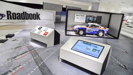 Neue Sonderausstellung im Porsche Museum