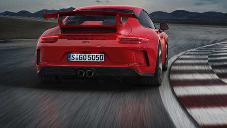 Der neue Porsche 911 GT3